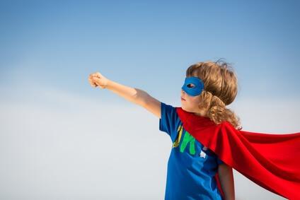 rendre enfant confiant