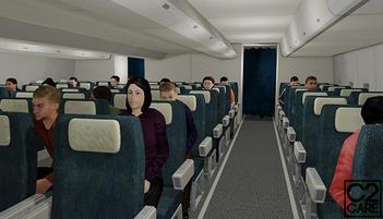 Soigner sa phobie avion réalité virtuelle