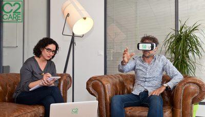 Soigner avec la thérapie par exposition à réalite virtuelle