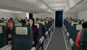 thérapie phobie avion en réalité virtuelle