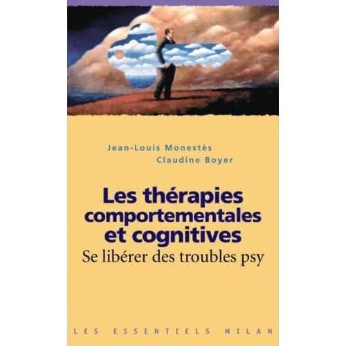 Livres thérapie comportementale et cognitive