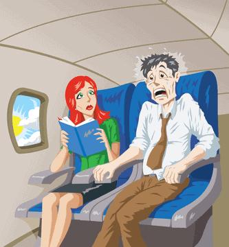 Trouble panique avec agoraphobie !
