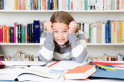 Comment aider son enfant à gérer son stress