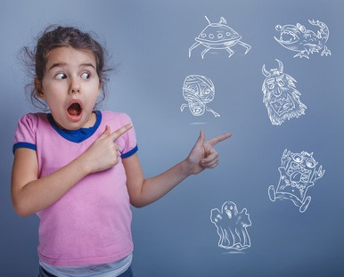 Comment aider son enfant à dominer sa peur ?