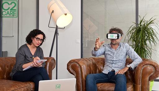 Comment soigner ses phobies grâce à la réalité virtuelle ?