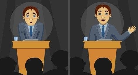 Vaincre la peur de parler en public (glossophobie)